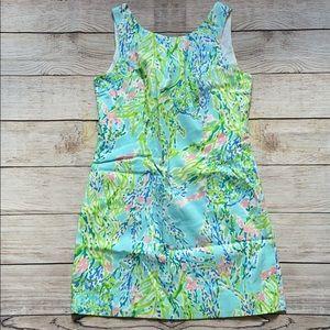 Lilly Pulitzer blue heaven dress